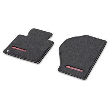 NRG FLOOR MATS: FOR HONDA S2000 (WITH S2000 LOGO)