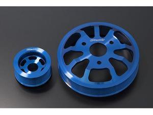 GREDDY ALTERNATOR & WATER BILLET PULLEY KIT: FR-S & BRZ 13-16