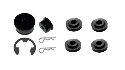 Torque Solution Shifter Cable and Base Bushings 2011+ Hyundai Veloster
