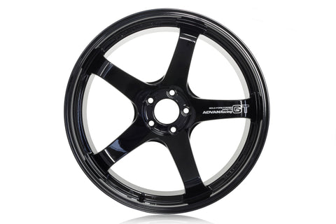 Advan GT Premium Version 21x10.0 +45 5-120 Racing Gloss Black Wheel