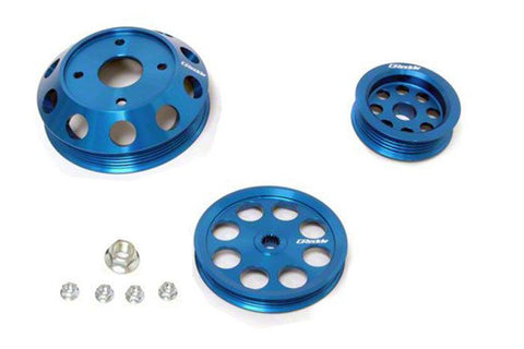 GREDDY PULLEY KIT: NISSAN GT-R R32