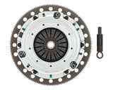 Exedy 1996-10 Mustang 4.6L Organic 10 Teeth 6 Bolt Twin Disc Clutch