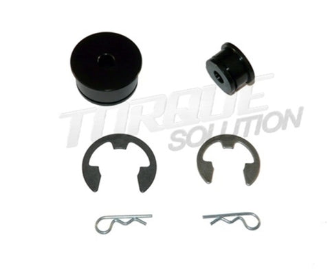 Torque Solution Shifter Cable Bushings: Mitsubishi Evolution X 2010+