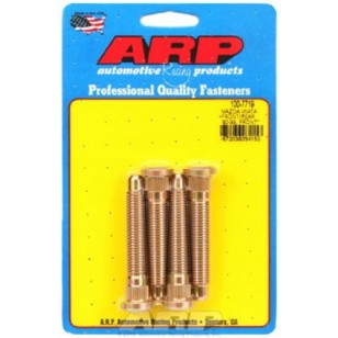 ARP WHEEL STUD KIT: MIATA 90-93 (F/R) & 94-05 (FRONT) (4 PC)