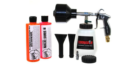Tornador Foam Gun and Shampoo Kit Tornador Foam Gun and Shampoo Kit