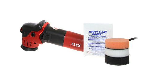 "Flex XFE 7-12 80 Polisher 3"" Starter Kit"