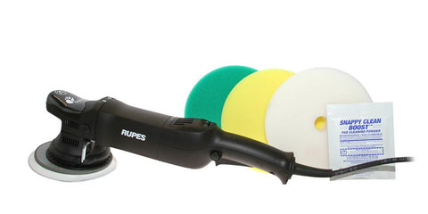 Rupes BigFoot Polisher 21ES Starter Kit