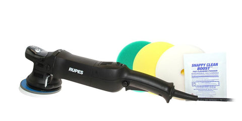 Rupes BigFoot Polisher 15ES Starter Kit