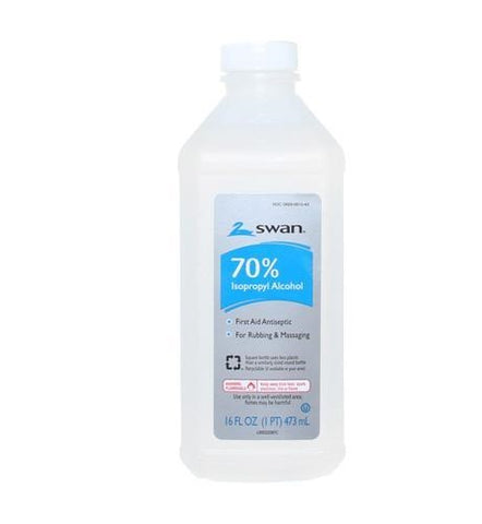 BMI Accessories Isopropyl Alcohol IPA - 70% 16 oz