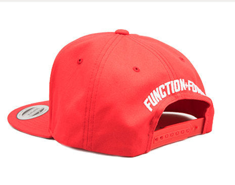 FUNCTION & FORM SNAPBACK