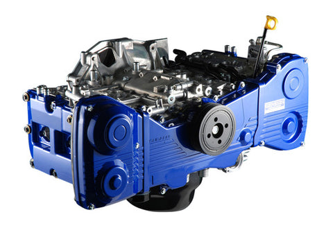 TOMEI ADVANCED SPEC N-LINE COMPLETE ENGINE: EJ257DAN FOR DUAL AVCS