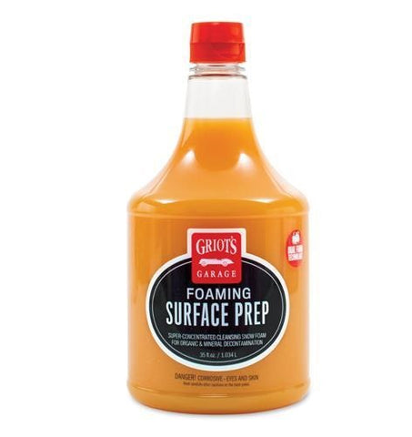Griot's Garage Foaming Surface Prep - 35 oz