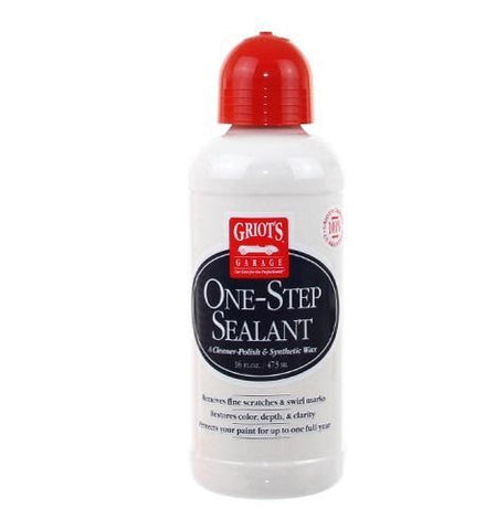 Griot's Garage One Step Sealant - 16 oz