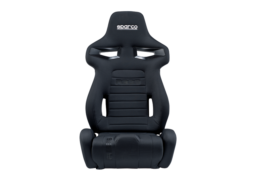 Sparco R333 Reclining Seat Black Universal Bmi Performance