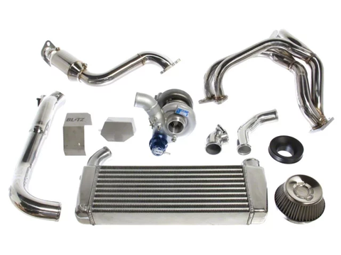 BLITZ TURBO SYSTEM TUNER KIT: 86/BRZ
