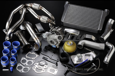 GREDDY TUNER TURBO KIT: SCION FR-S & SUBARU BRZ 2013-16