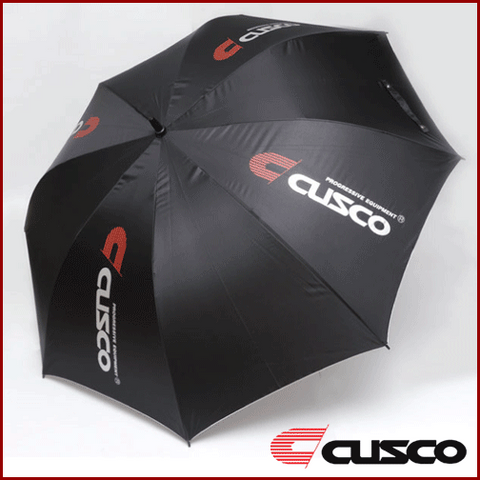 CUSCO LOGO UMBRELLA WITH CARBON SHAFT