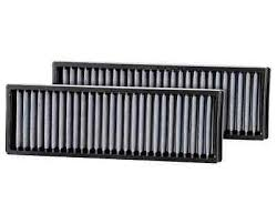 K&N CABIN AIR FILTER: FOR HONDA & ACURA (V6) (2 FILTERS)