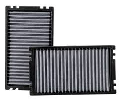 K&N CABIN AIR FILTER: FOR HONDA & ACURA (2 FILTERS)