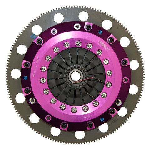 EXEDY STAGE 4 CLUTCH KIT: MITSUBIHSI/EAGLE (7 BOLT)