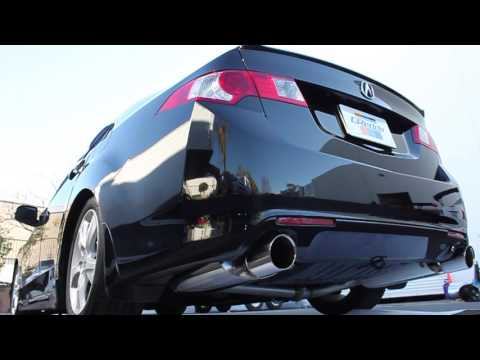 GREDDY SUPREME SP EXHAUST: TSX 09-14
