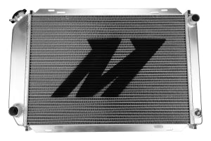 Mishimoto Performance Aluminum Radiator Manual Transmission Ford Mustang 1979-1993
