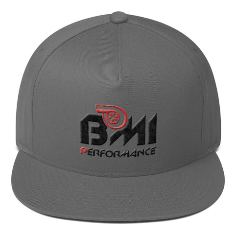 BMI Performance Flat Bill Cap