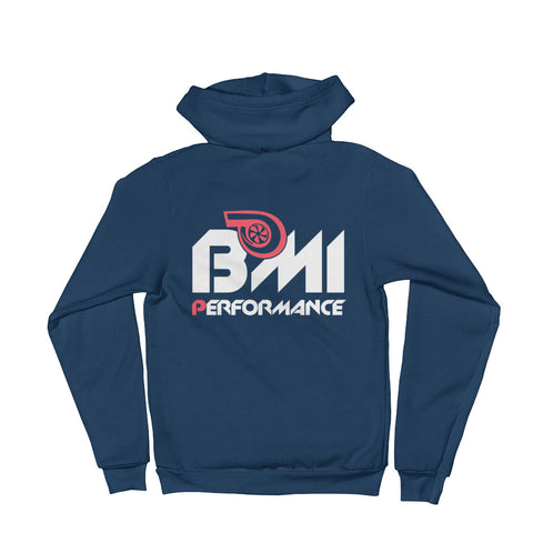 BMI PERFORMANCE Hoodie sweater