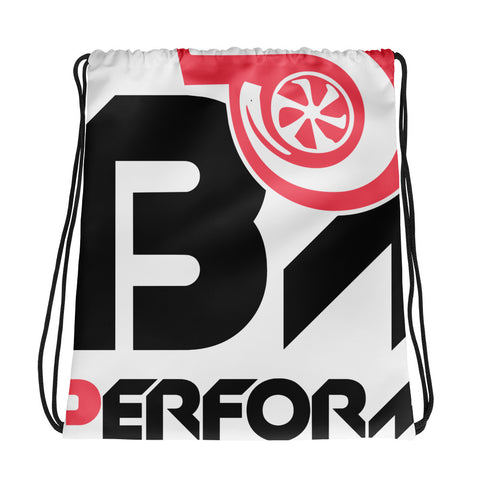 BMI Performance Drawstring bag