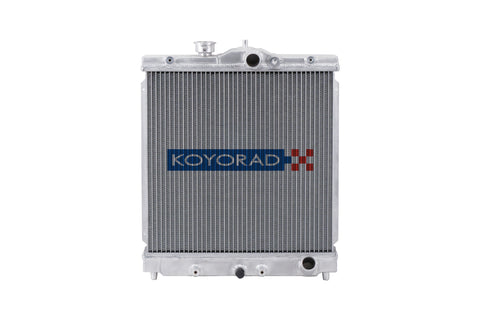 Koyo Aluminum Racing Radiator Manual Transmission Honda SOHC Civic 1992-2000 / Del Sol 1993-1997