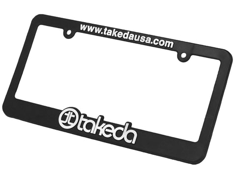 TAKEDA LICENSE PLATE FRAME