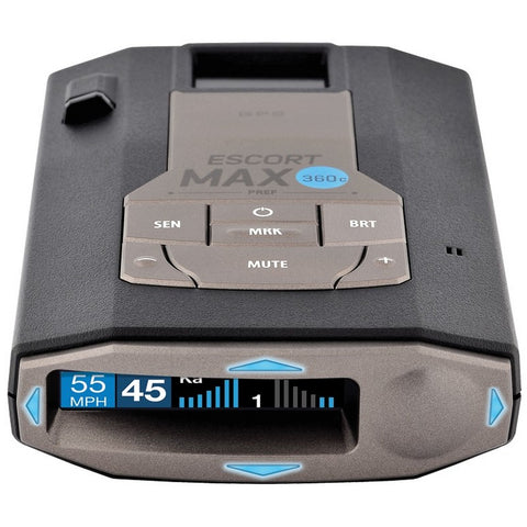 Escort Max360C Radar and Laser Detector