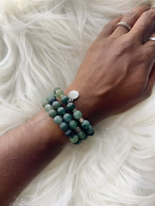 Luna Llena Bead Just Breathe 3 Stack