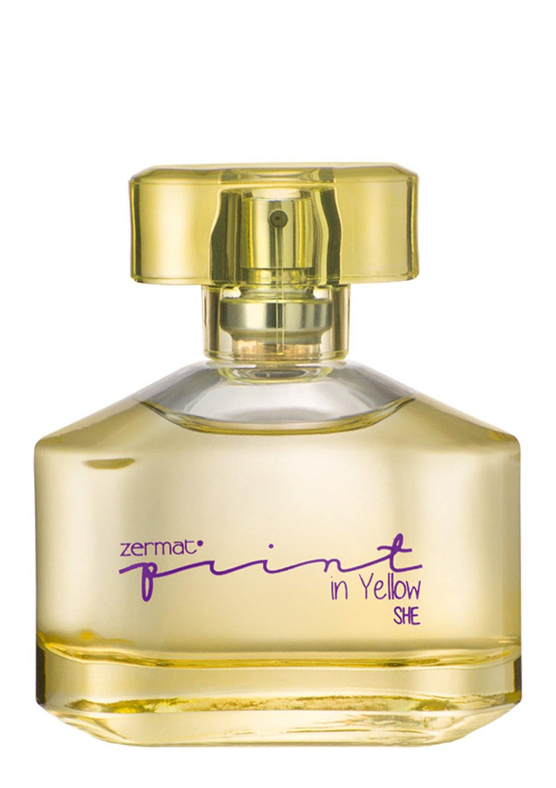 42399 Fragancia Print in Yellow SHE 52 ML (1.75 FL. OZ.) - Pompis Stores