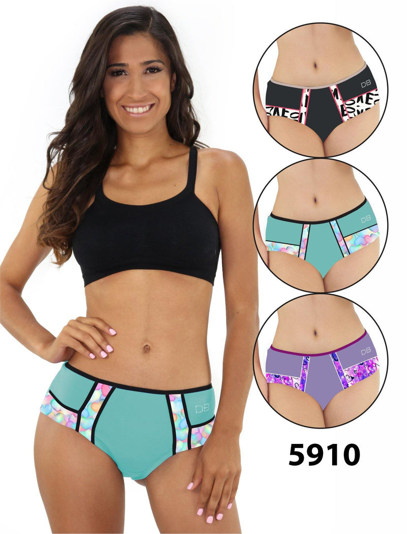5910 Dear Body High Waist Cut