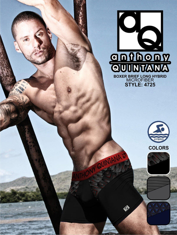 4725 Boxer Brief Long by Anthony Quintana