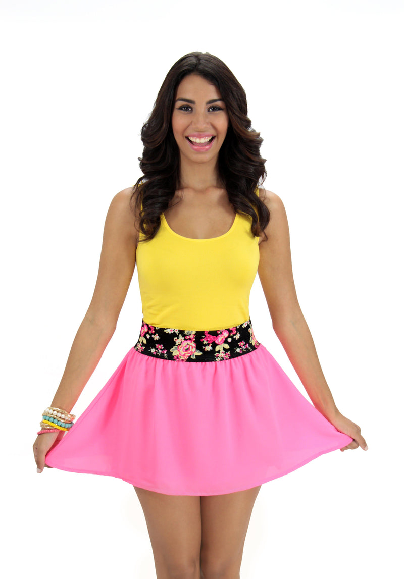 3667 Skirt Trendy by Keila Hernandez