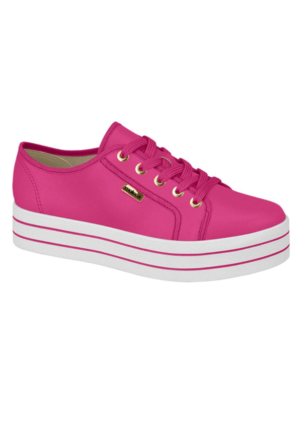 TI-5618-642-12638 Fucsia Moleca Women Shoes - Pompis Stores