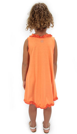3663 Dress Girls Cami by Barbara Bermudo