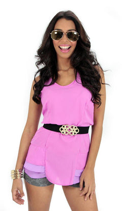 4019 Blouse Cami By Barbara Bermudo Pompis Stores