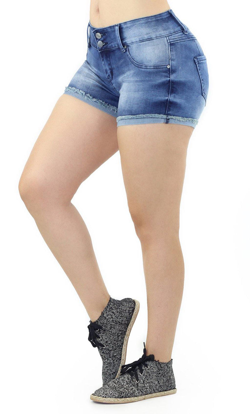 1059 Dear Body Women's Denim Short