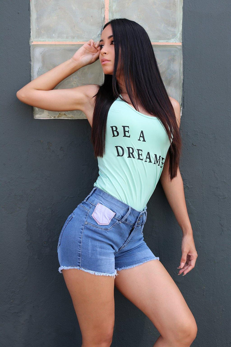 1112 Dear Body Women Denim Short