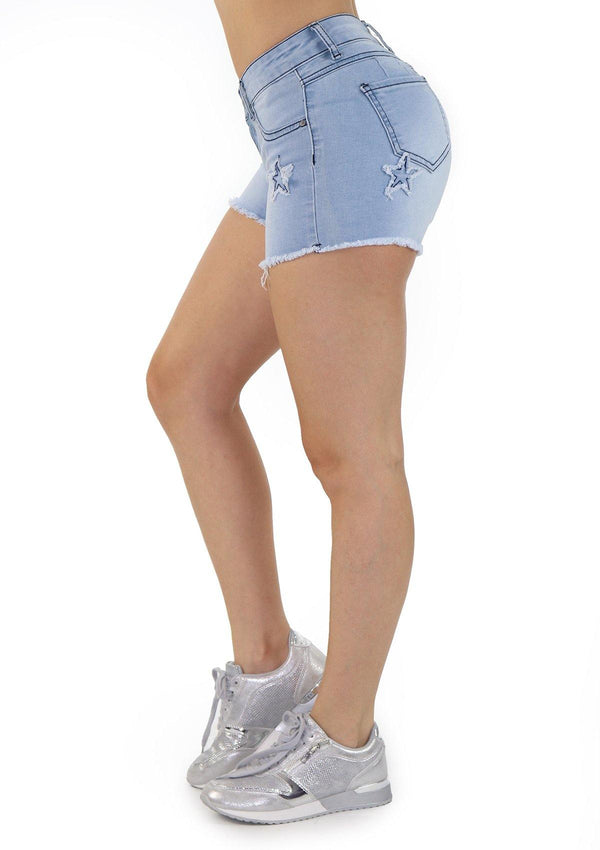 1177 Dear Body Denim Short