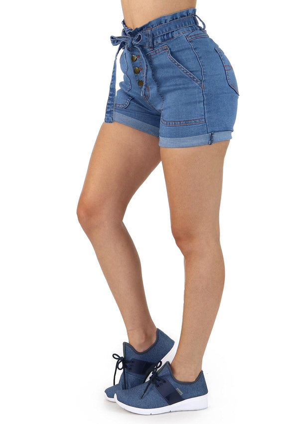 1190 Dear Body Denim Short (Pantalón Corto)