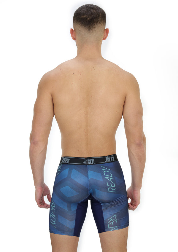 4060 Boxer Brief Extra Long Hybrid by HN