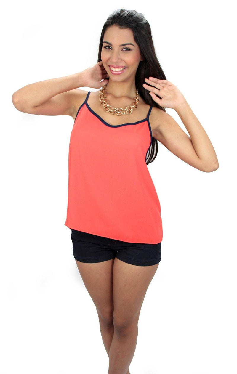 3701 Scoopback Top Trendy by Keila Hernández - Pompis Stores