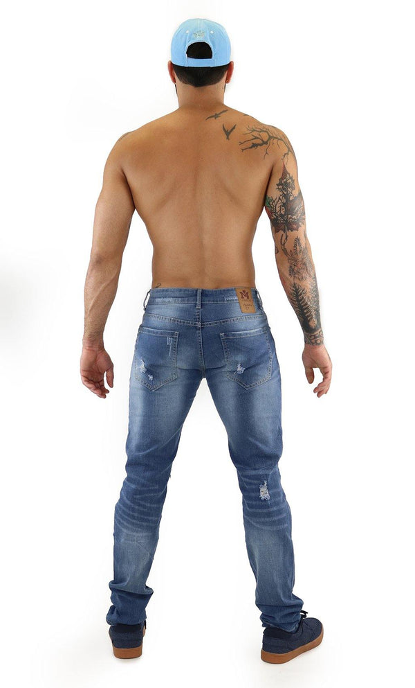 1022 Flex Skinny Jeans Men by Yadier Molina