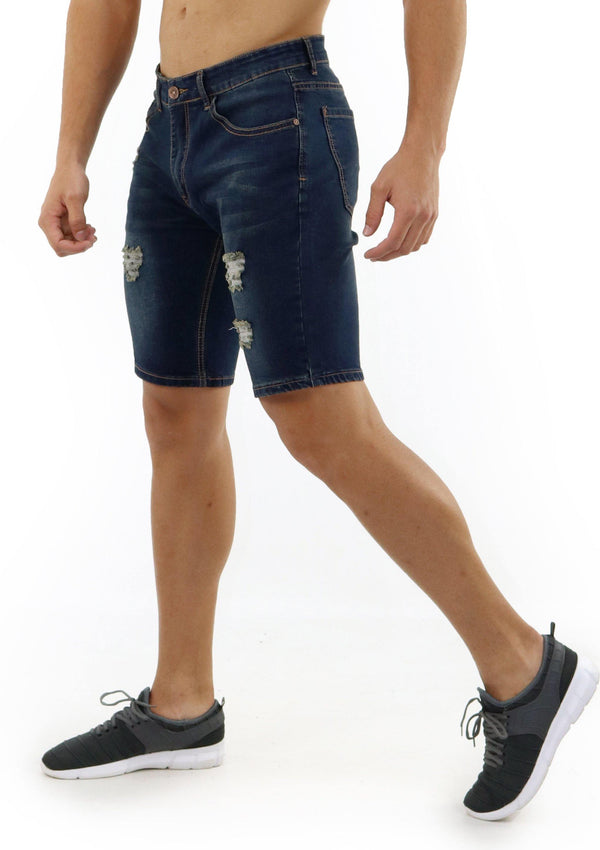 1242 M4 Denim Short by Yadier Molina