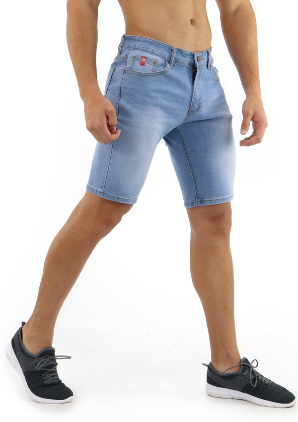 1243 M4 Denim Short by Yadier Molina