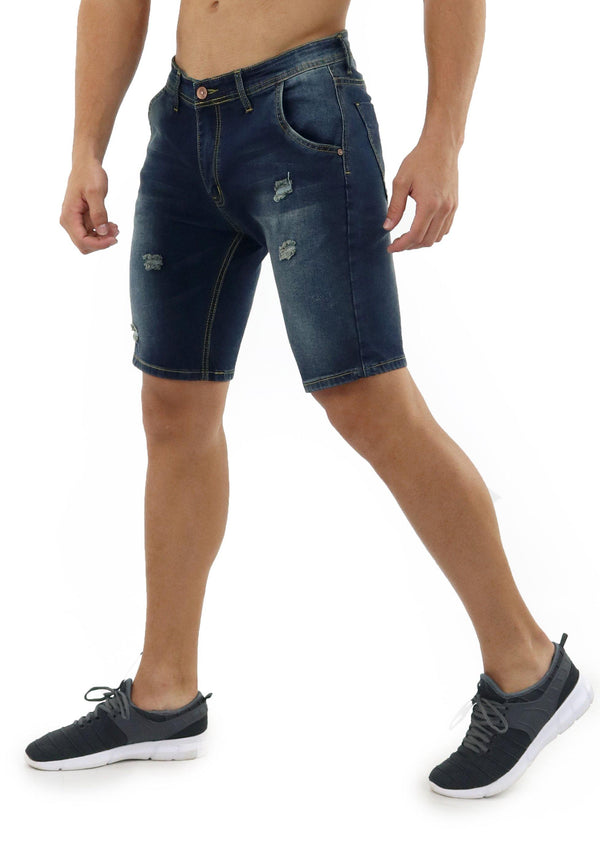 1244 M4 Denim Short by Yadier Molina